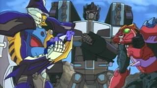 Transformers Robots In Disguise Episodio 31 Competencia Amistosa
