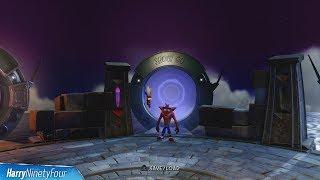 Crash Bandicoot 2: Cortex Strikes Back (PS4) - All Secret Exit Locations