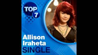 Allison Iraheta - I Don't Want to Miss a Thing (Studio)