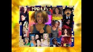 Whitney Houston vs Journey mashup 80s