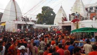 second somwari of sawan is celebrated in deoghar