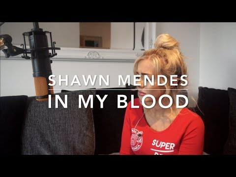 Shawn Mendes - In My Blood | Cover