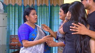 Thatteem Mutteem I Ep 252 - Arjunan's health under risk? I Mazhavil Manorama