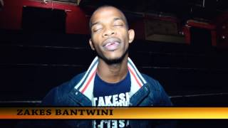 THE ROAD TO #UPFRONT WITH ZAKES BANTWINI LIVE