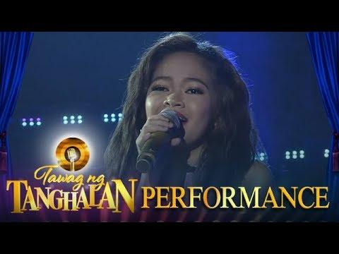 Tawag ng Tanghalan Janine Berdin Narda Day 5 Semifinals