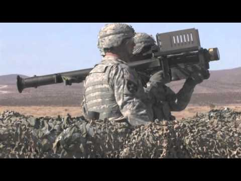 Stinger Missile Live-Fire - Armored Cavalry