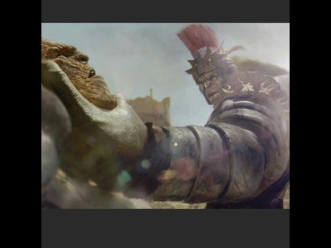 Thor Ragnarok Official Hulk Teaser.
