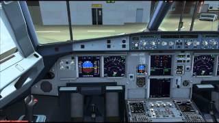 FULLY LOADED FSX AIRBUS X - SETTING UP