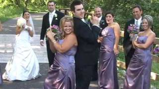 Strike A Pose - Bridal Party Fun