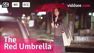 Red Umbrella - A Taxi Driver Picks Up A Strange, Beautiful Passenger // Viddsee.com