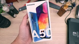 Samsung A50 Unboxing, Saya Dapet Murah! 🔥🔥