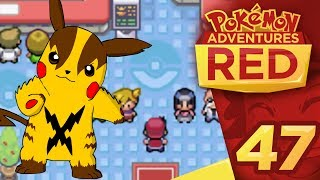 Pokemon Adventures: Red Chapter - Part 47 - Mega Pikachu X!