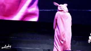 131221 Guangzhou concert dance battle Soyeon