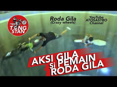 Roda Gila Crazy wheels