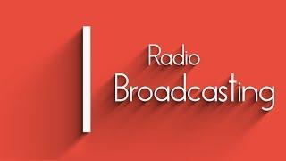 RADIO BROADCASTING SFX