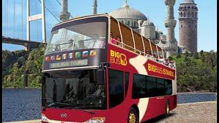 BIG BUS TOUR ISTANBUL, SEPTEMBER 2014 FULL HD