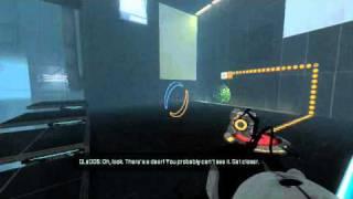 Portal 2 - The deer is a lie
