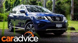 2017 Nissan Pathfinder review | CarAdvice