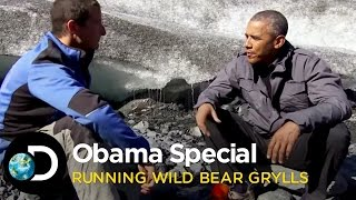 President Barack Obama Special | Running Wild With Bear Grylls S2E9