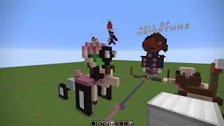 2v2 BUILD SWAP - GIRLS VS BOYS