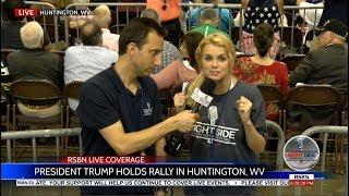 FULL EVENT: President Donald Trump EXPLOSIVE Rally in Huntington, WV 8/3/17