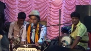 Sufi Qawwali, Munna Azad Qawwal
