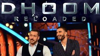 Ranveer Singh, Salman Khan & Amitabh Bachchan Finalised For Dhoom Reloaded
