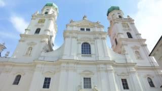 Passau  Die Drei Flüsse Stadt in 4K