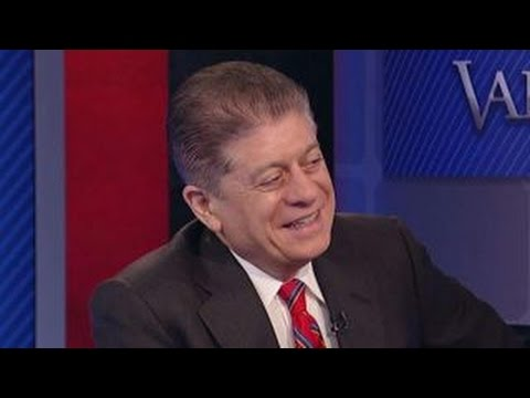 Judge Napolitano meets Donald Trump