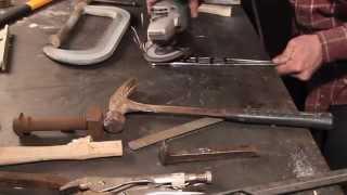 Railroad Bolt Hammer