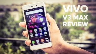 Vivo V3 Max review with unboxing [BENCHMARKS, CAMERA, GAMING]