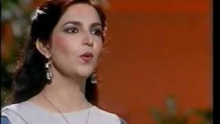 TAHIRA SYED - Pal Pal Jhoomon Jhoom Ke Gaon - Rim Jhim PTV
