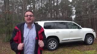 Incredible JBL Sound in 2019 Land Cruiser: Warning Fun Video Alert!