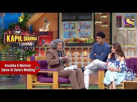 Xxx Mp4 Anushka Mashoor Dance At Sarla S Wedding The Kapil Sharma Show 3gp Sex