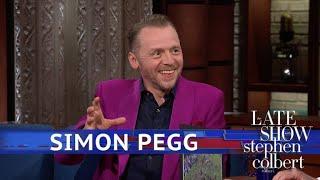 Simon Pegg: