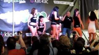 Las chicas de actrices del porno, Ficeb 2012