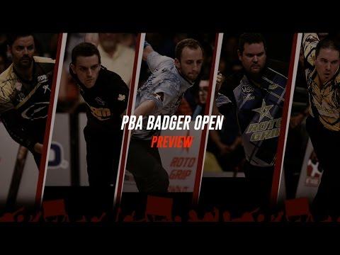 2016 PBA Badger Open Preview