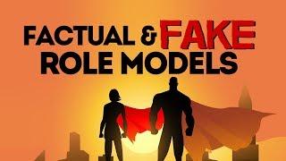 Factual or Fake Role Models - a talk by Sh. Abu Bakr Zoud