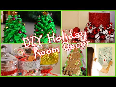 DIY Christmas Room Decorations | Easy & Cheap!