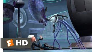 Monsters vs. Aliens (2009) - Alien Clones Scene (7/10) | Movieclips