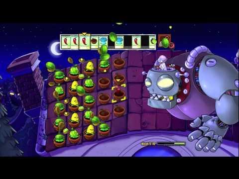 Mision Final Plantas vs Zombies