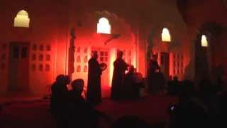 Performance of Egypt Artiest  - 1 @ World Sufi Sprite Festival Jodhpur India