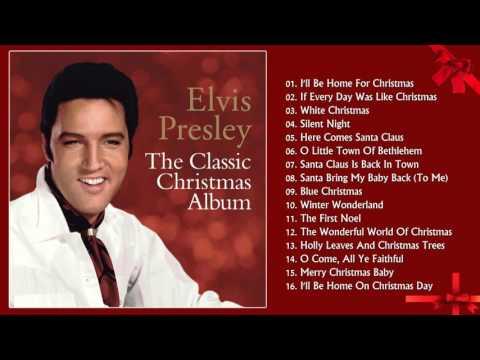 The Classic Christmas Elvis Presley Christmas Songs