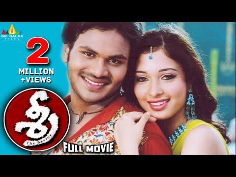 Sree | Telugu Latest Full Movies | Manoj Manchu, Tamannah, Mohan Babu | Sri Balaji Video