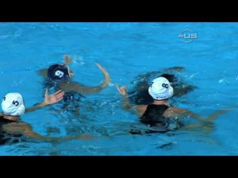 Water Polo girl fight from Universal Sports
