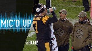 Big Ben & Mike Tomlin Mic
