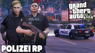 POLIZEI auf STREIFE! #2 - GTA Roleplay - GTA 5 RP Deutsch   Real Life Mod Server - PhoenixRP