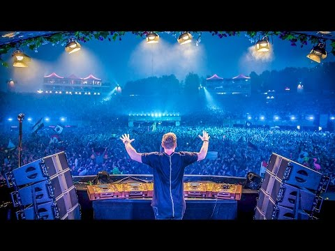 Hardwell Live at Tomorrowland 2015 [FULL HD + Intro]