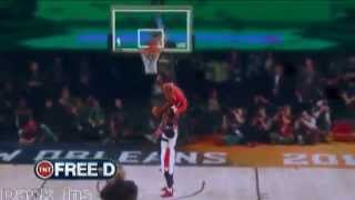 John Wall - 2014 NBA Slam Dunk Contest (Champion)