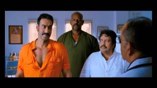 BOL BACHCHAN : Ajay Devgn's Superb English !!